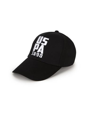 U.S. Polo Assn. Şapka Siyah